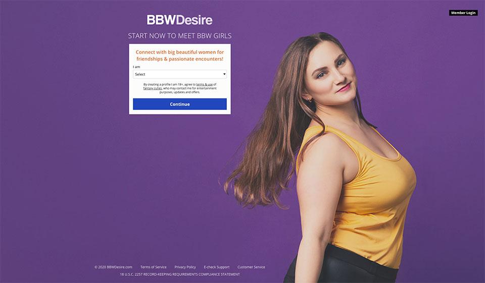 BBW Desire Overzicht 2021