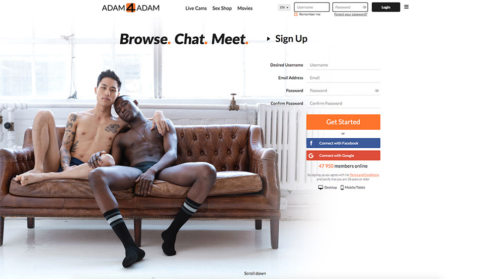 Adam4Adam: A Full Review of Website for Real Men