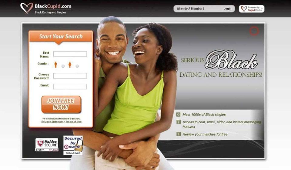BlackCupid Review: Efficient Online Dating Service