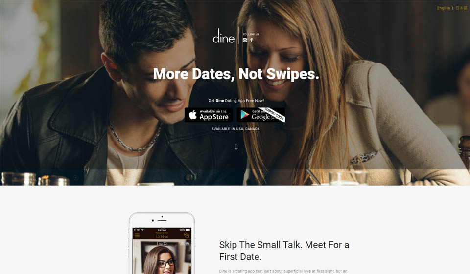 Dine Dating App Review — Legit or Scam?