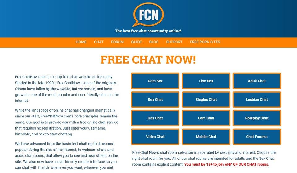 FCN Chat Overzicht 2021