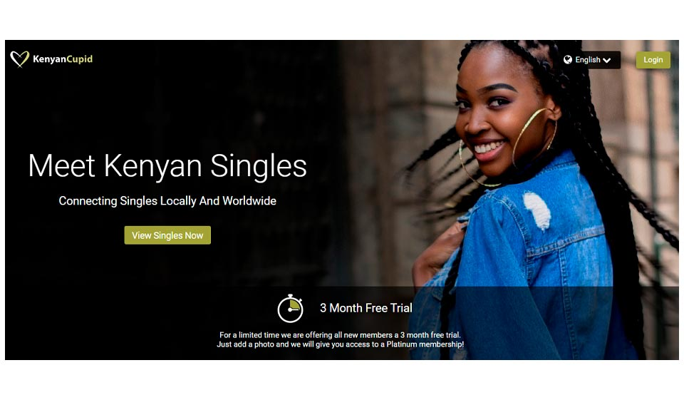 KenyanCupid Review — Meet Your Ebony Beauty with Kenyan Background