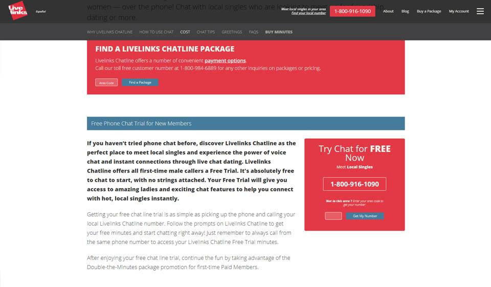 livelink dating site
