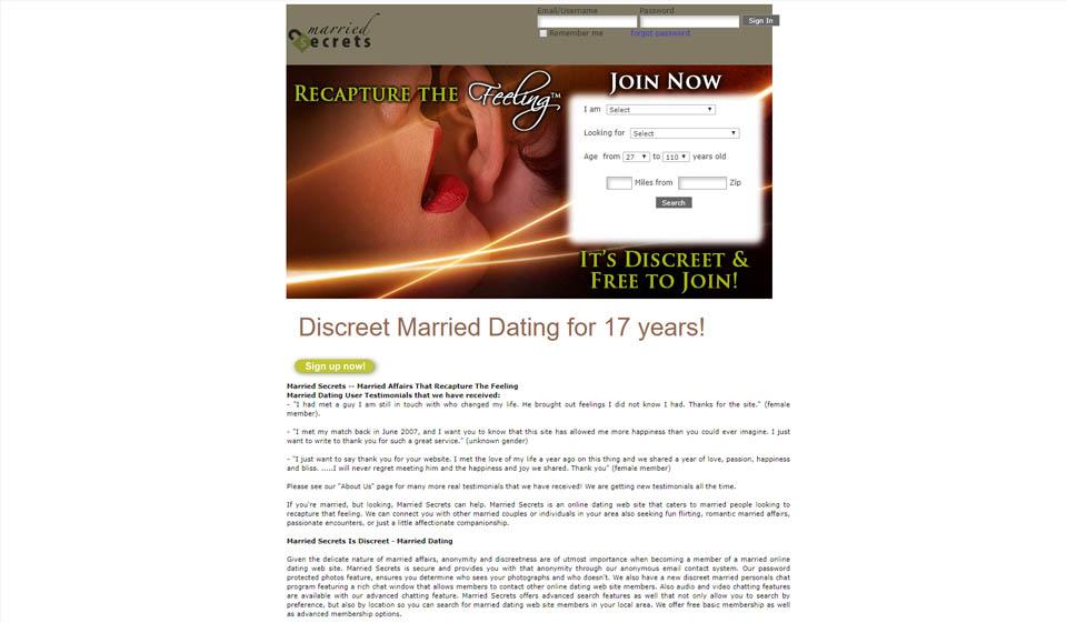 MarriedSecret Recenzja 2021