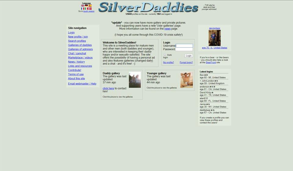 SilverDaddies im Test 2021: Kosten, Users Erfahrungen