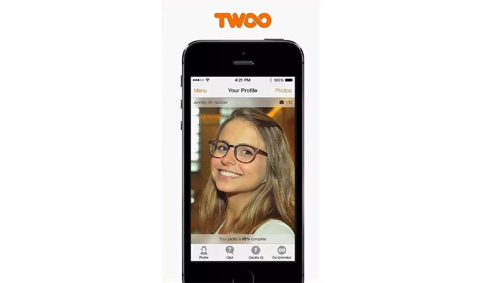 My twoo profile