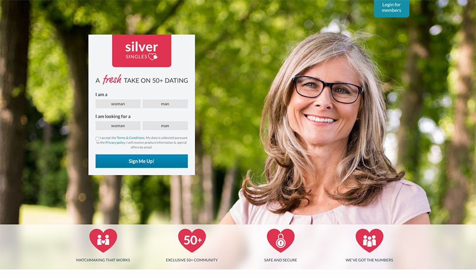 Silver Singles Review – Legit or Scam?
