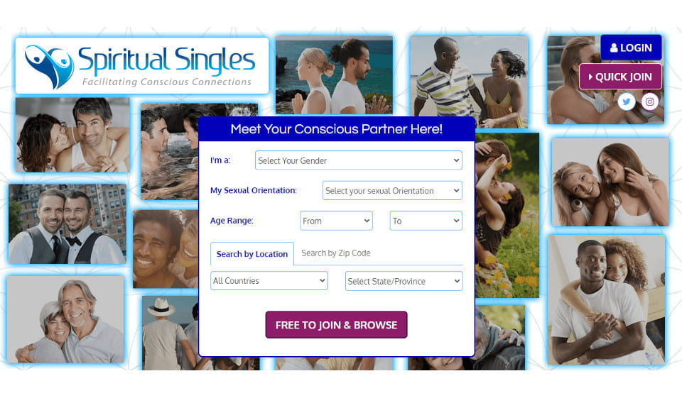Spiritual Singles Review – Legit or Scam?