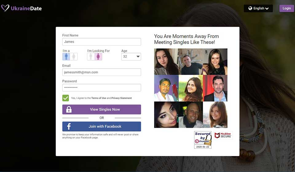 ucraina dating site- ul de recenzii