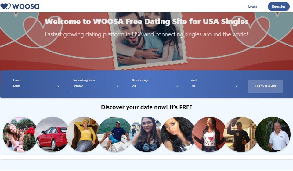 dating site for old man