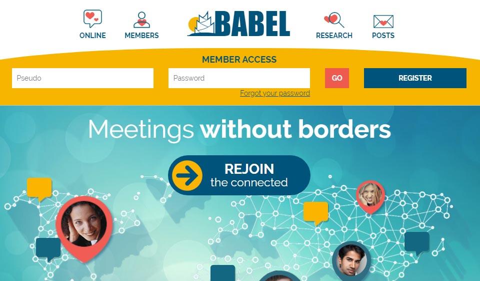 Babel Overzicht 2021