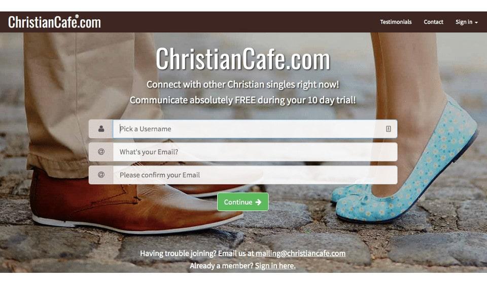Christian Cafe Inceleme 2021