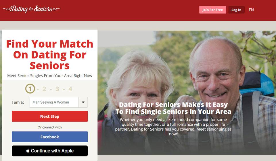 Dating For Seniors Recenzja 2021