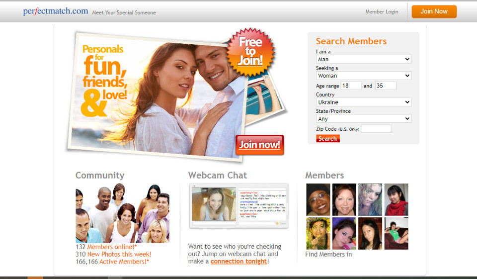 Perfectmatch Review – Is It a Scam or Genuine Site?
