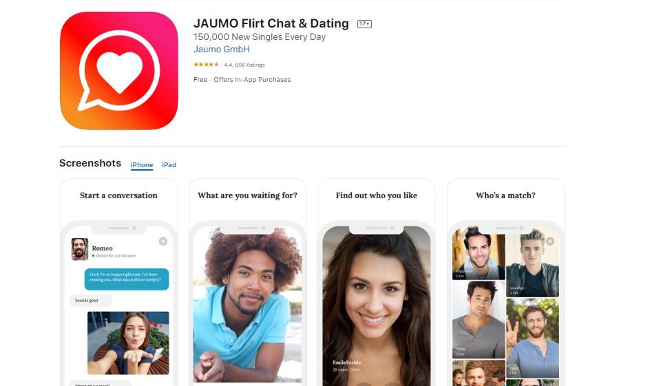 Delete account jaumo Privacy Statement