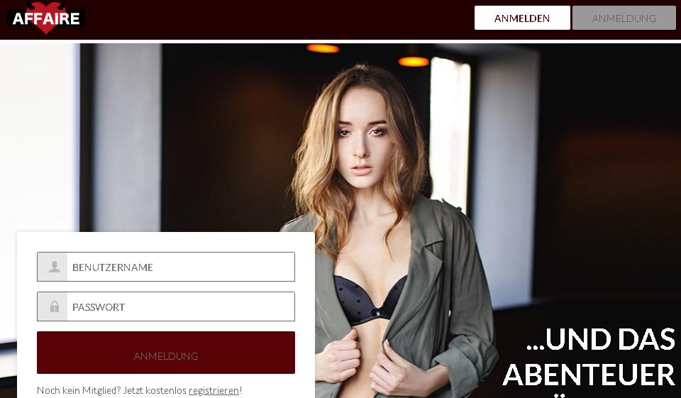 Affaire.com im Test 2021: Kosten, Users Erfahrungen