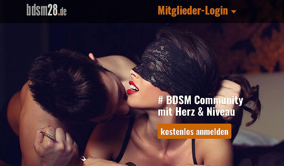Sadomaso – und Fetisch-Kontakte treffen auf Bdsm28 – Was taugt die online Community?