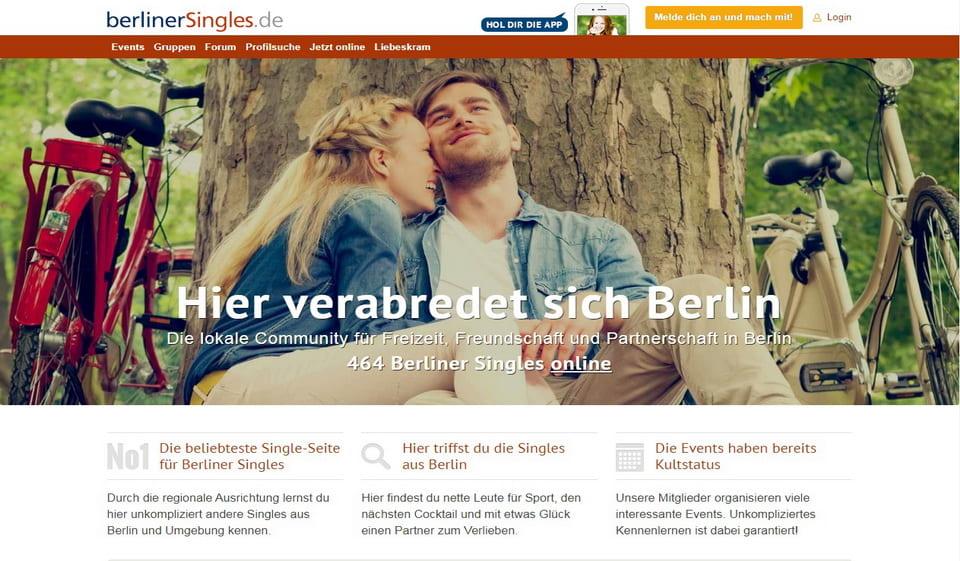 BerlinerSingles.de im Test 2021: Kosten, Users Erfahrungen
