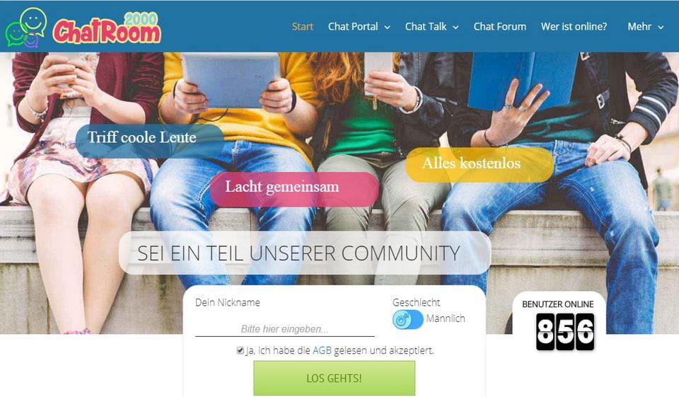 Chatroom2000 im Test 2021: Kosten, Users Erfahrungen