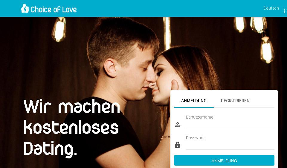 Choice of Love im Test 2021: Kosten, Users Erfahrungen