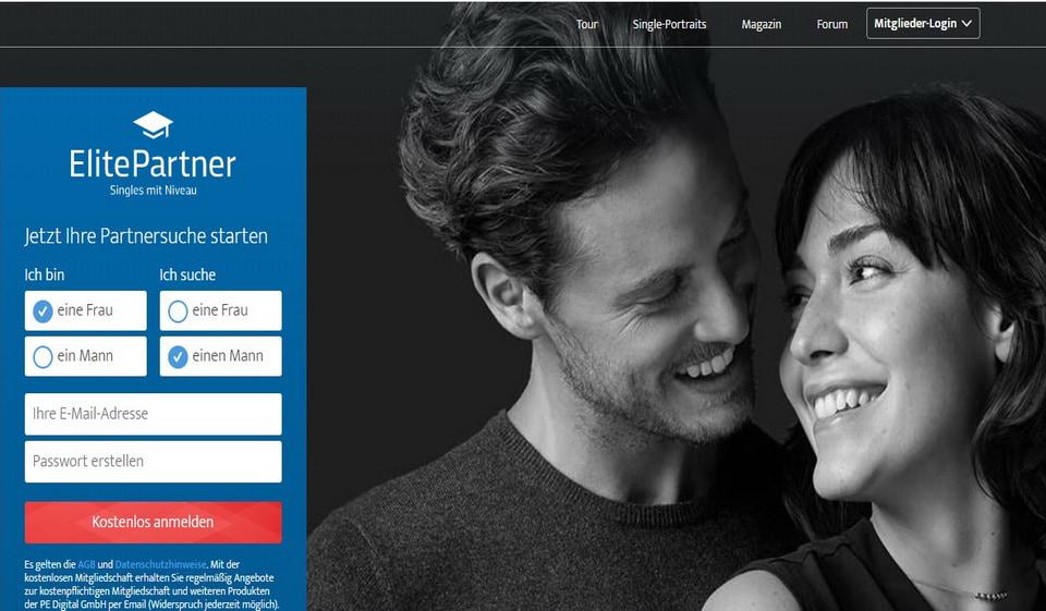 ElitePartner im Test 2021: Kosten, Users Erfahrungen