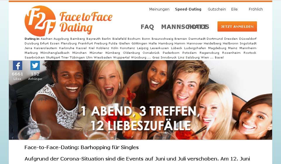Face2Face im Test 2021: Kosten, Users Erfahrungen
