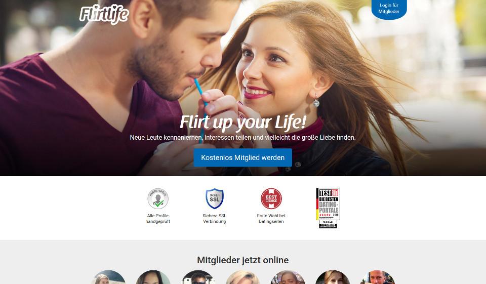 Flirtlife im Test 2021: Kosten, Users Erfahrungen