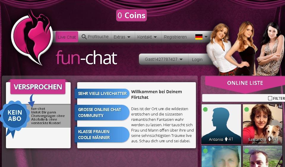 Fun-Chat Test 2021, mit Aktuelle Kosten und Erfahrungen
