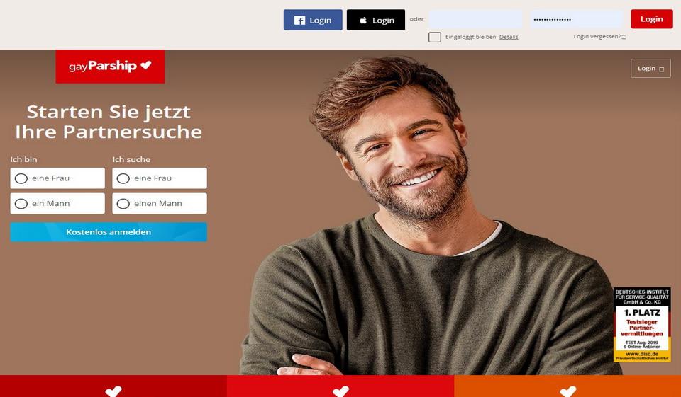 GayParship im Test 2021: Kosten, Users Erfahrungen