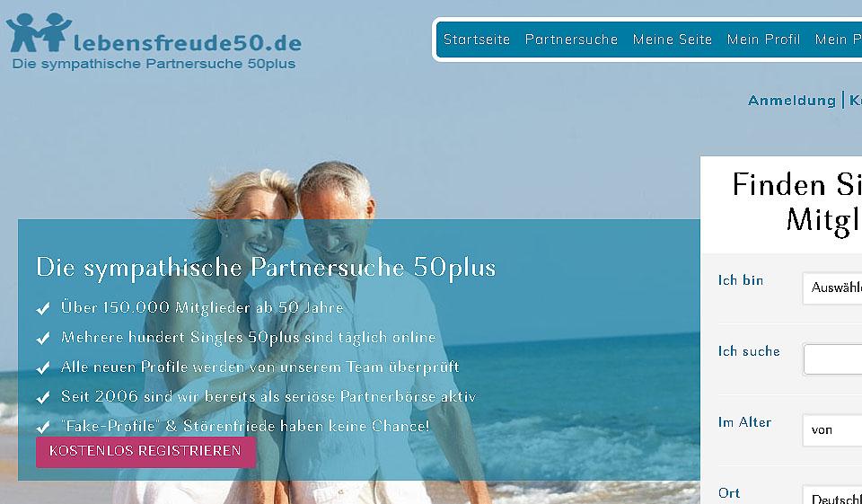 Lebensfreude50 Test 2021, mit Aktuelle Kosten und Erfahrungen