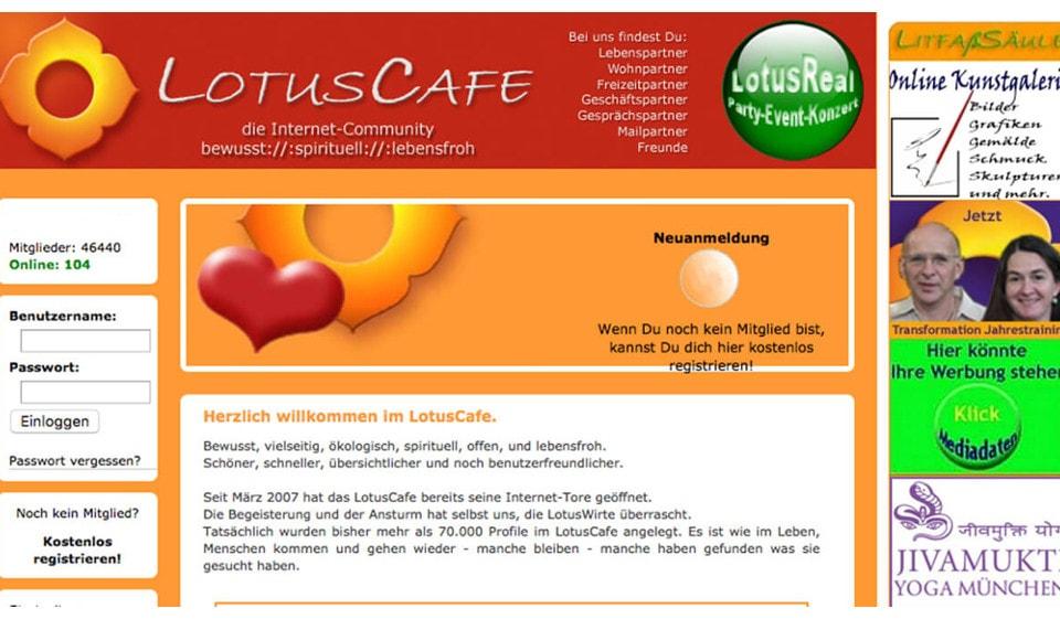 LotusCafe im Test 2021: Kosten, Users Erfahrungen