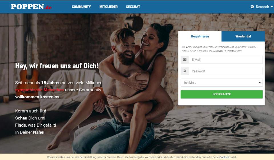 Poppen.de im Test 2021: Kosten, Users Erfahrungen