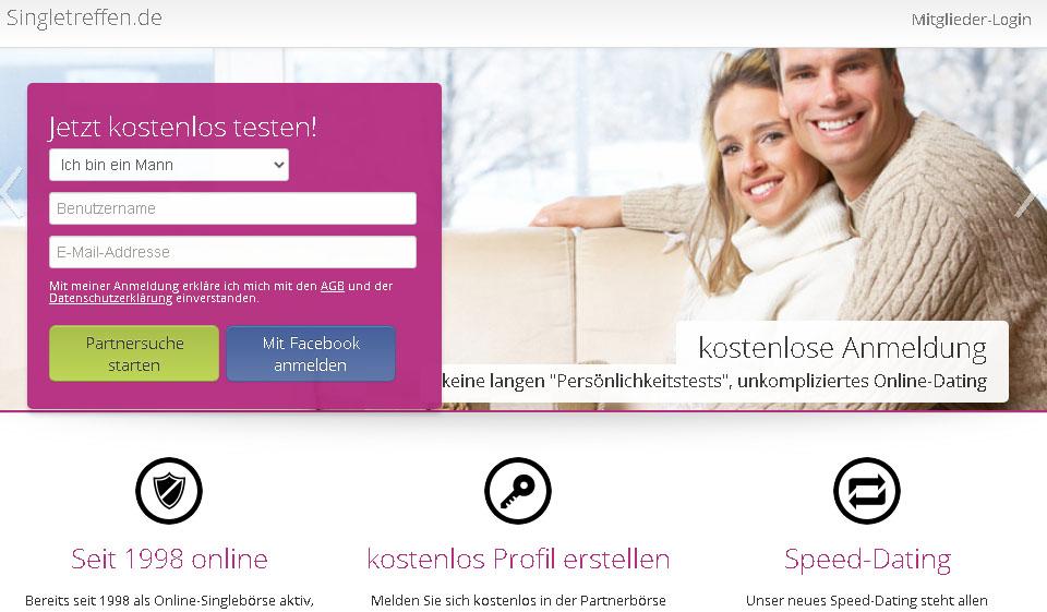 Singletreffen.de im Test 2021: Kosten, Users Erfahrungen