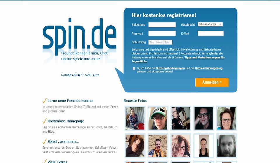 Spin.de im Test 2021: Kosten, Users Erfahrungen