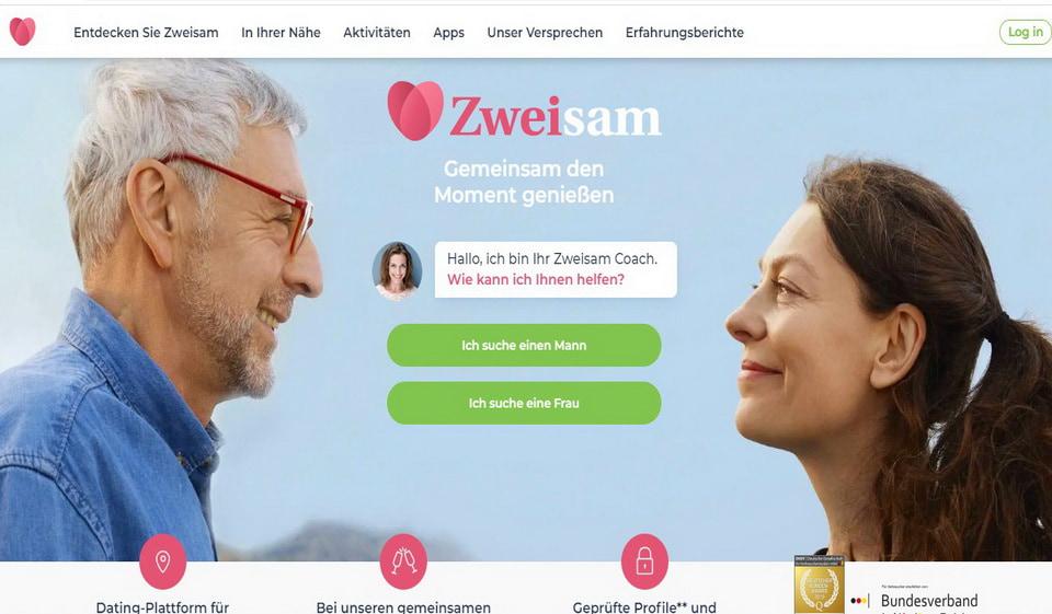 Zweisam im Test 2021: Kosten, Users Erfahrungen